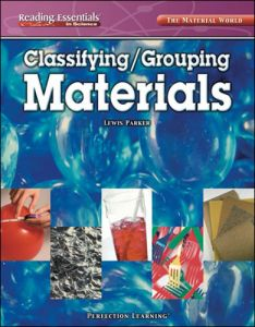Classifying/Grouping Materials