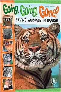 Going, Going, Gone? Saving Animals in Danger