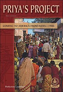 Priya's Project: Coming to America fromIndia--1986