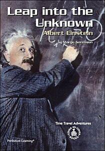 Leap into the Unknown: Albert Einstein