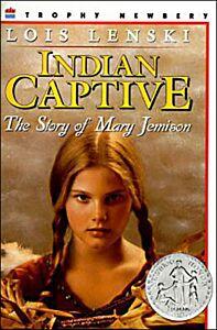 Indian Captive-The Story of Mary Jemison