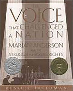 The Voice That Challenged a Nation-Marian Anderson and The Struggle for Equal Rights