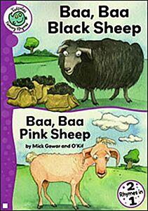 Baa, Baa, Black Sheep and Baa, Baa, Pink Sheep