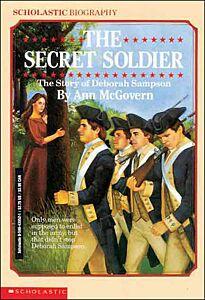 Secret Soldier-The Story of Deborah Sampson
