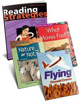 Standards-Aligned Classroom Library - Informational - Grade K