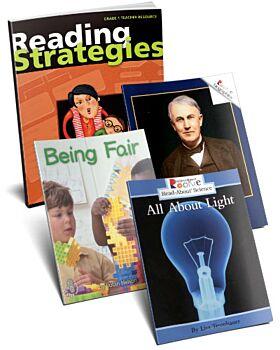 Standards-Aligned Classroom Library - Informational - Grade 1