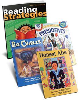 Standards-Aligned Classroom Library - Informational - Grade 3