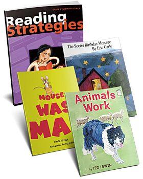 Standards-Aligned Classroom Library - Literary Text Types - Grade K