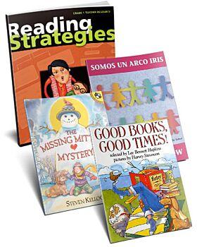 Standards-Aligned Classroom Library - Literary Text Types - Grade 1