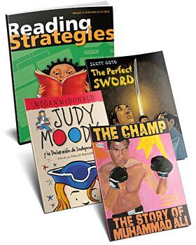 Standards-Aligned Classroom Library - Literary Text Types - Grade 3