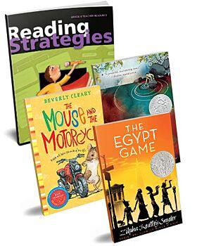 Standards-Aligned Classroom Library - Literary Text Types - Grade 4