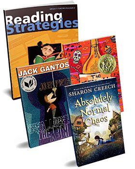 Standards-Aligned Classroom Library - Literary Text Types - Grade 5