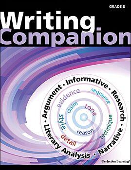 Writing Companion - Grade 8