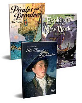 Exploration and America's Early Days Sampler