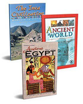 Ancient Worlds Sampler