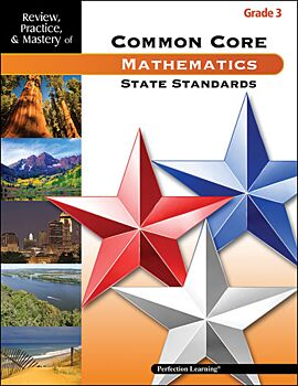 Review, Practice, & Mastery of the Common Core State Standards: Mathematics - Grade 3
