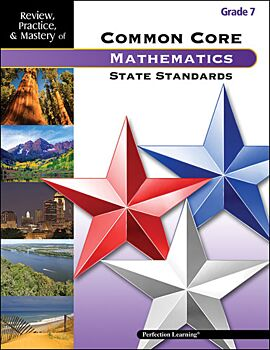 Review, Practice, & Mastery of the Common Core State Standards: Mathematics - Grade 7