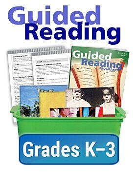 Texas Guided Reading Program Bookroom - Essentials - Grades K-3 (160 titles, 6 copies of each)