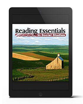 Reading Essentials in Social Studies Digital Library