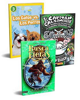 Grade 3 Spanish Collection