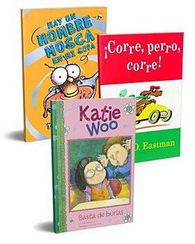 Grade 1 Spanish Collection