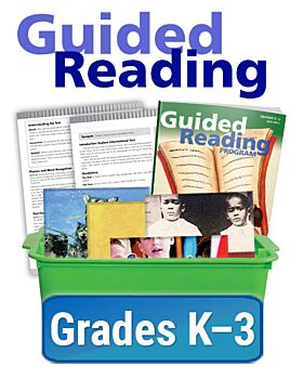 Texas Guided Reading Program Bookroom - Informational - Grades K-3 (160 titles, 6 copies of each)