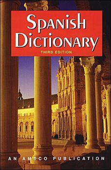 AMSCO Spanish Dictionary, Third Edition