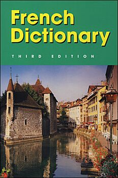 The New College French & English Dictionary, Third Edition