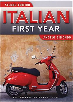 Italian First Year, 2nd Edition