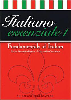 Italiano essenziale: Book 1