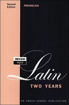 Latin Two Years