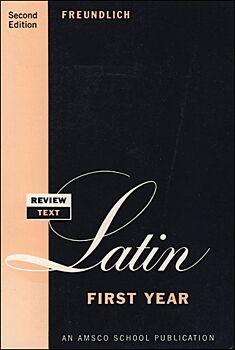 Latin First Year