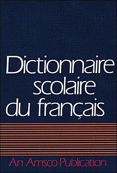 Dictionnaire scolaire du francais