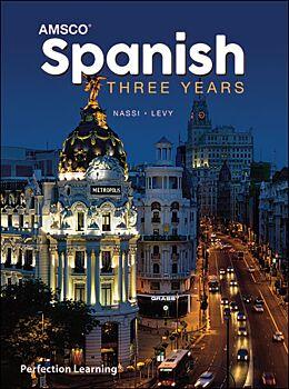 Spanish: Three Years (Nassi/Levy)