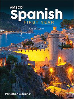 Spanish: First Year (Nassi/Levy)