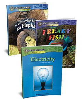 Next Generation Science Standards (NGSS) Add-On 6-Pack - Grade 1