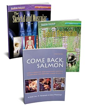 Next Generation Science Standards (NGSS) Add-On 6-Pack - Grade 5