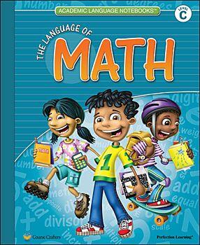 Academic Language Notebooks: The Language of Math - Grade 3