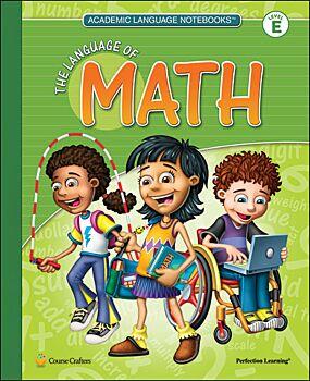 Academic Language Notebooks: The Language of Math - Grade 5