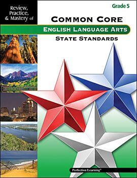 Review, Practice, & Mastery of the Common Core State Standards: ELA - Grade 5