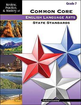 Review, Practice, & Mastery of the Common Core State Standards: ELA - Grade 7