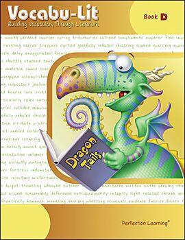 Vocabu-Lit - Grade 4 (Book D)