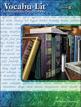 Vocabu-Lit - Grade 5 (Book E)