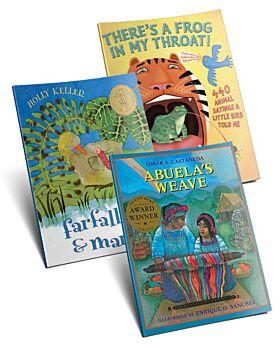 The ELL Reading Corner - Grades 3-5