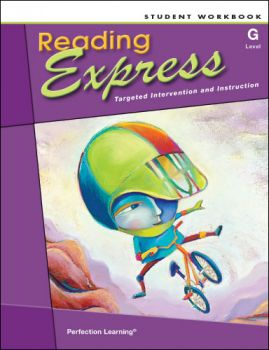 Reading Express Level G (Grade 7) - National Standards
