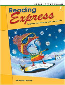 Reading Express Level F (Grade 6) - Texas