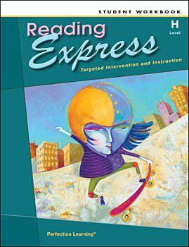Reading Express Level H (Grade 8) - Texas