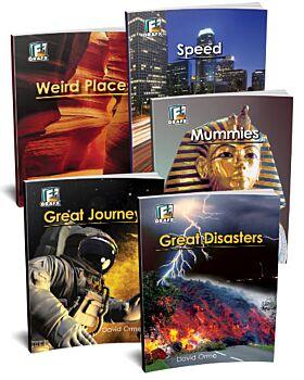 Fact to Fiction Books Sampler - Set I (5 titles)