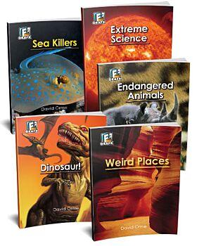 Fact to Fiction Books Sampler - Set II (5 titles)