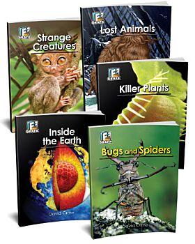 Fact to Fiction Books Sampler - Set III (5 titles)
